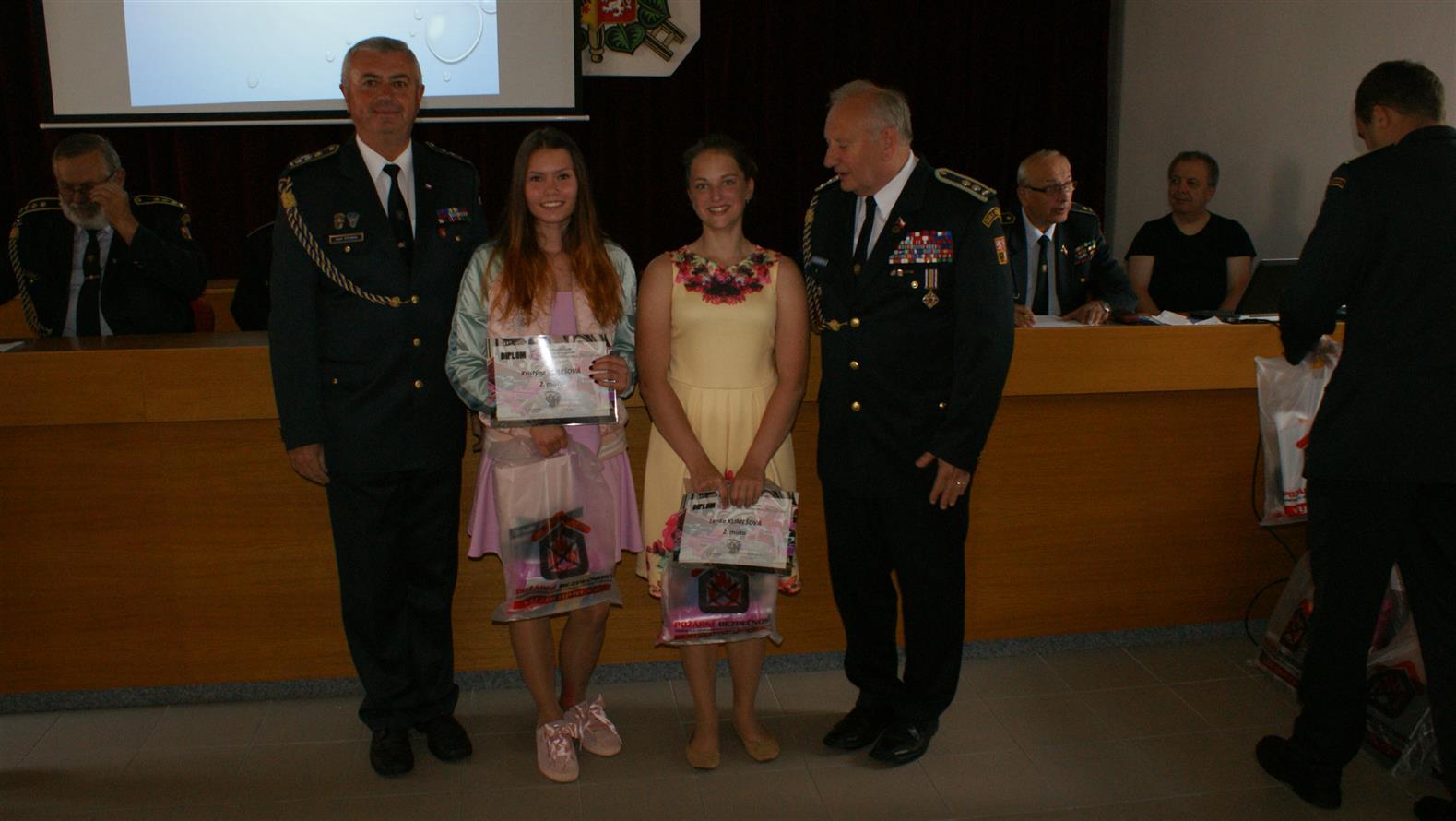 PO očima dětí vyhodnocení Přibyslav 22.5.2018